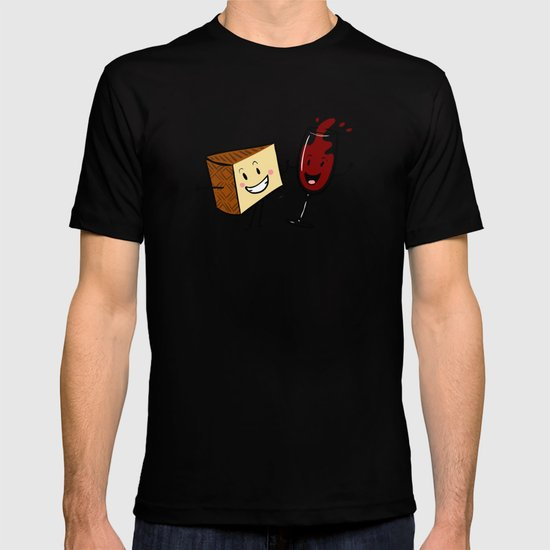 Manchego & Red Wine T-shirt