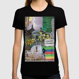 Leapin' Lizards! T-shirt