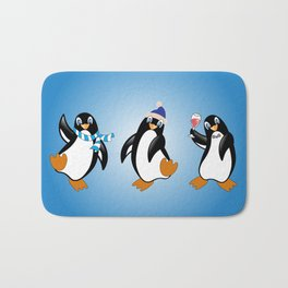 Penguin Bath Mat