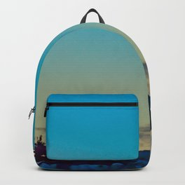 The Cross on the Hill Backpack