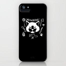 Meowderino - Gift iPhone Case