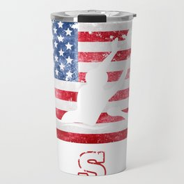 Team USA Water Polo on Olympic Games Travel Mug