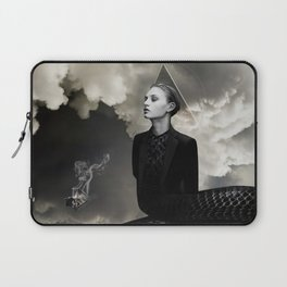 SMOKE AND MIRRORS Laptop Sleeve