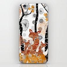 HELLO FOXY iPhone Skin
