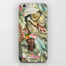 Hunter S. T-Rex iPhone & iPod Skin
