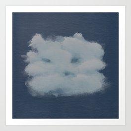 Dare to Dream - Cloud 76 of 100 Canvas Print Art Print