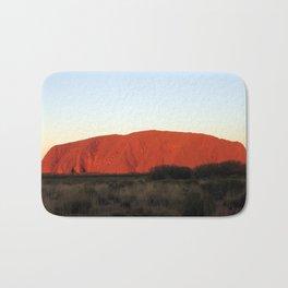 Uluru  Bath Mat