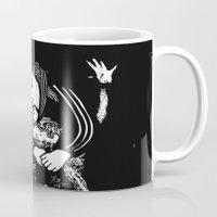 che Mugs featuring Che by Chuchuligoff