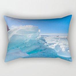 Incredible Baikal Rectangular Pillow