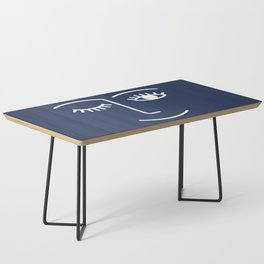 Wink / Navy Coffee Table