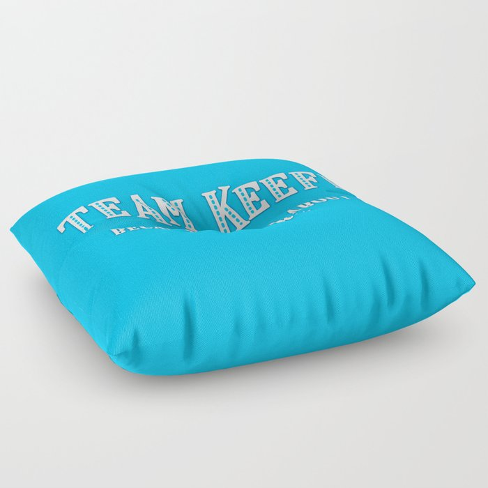 Team Keefe Floor Pillow