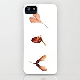 Autumn Nature iPhone Case