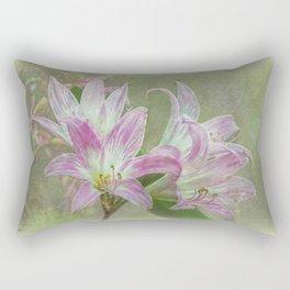 Belladonna Lily Rectangular Pillow