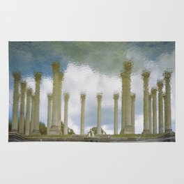 Columns Rug