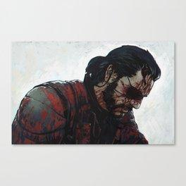 Venom Snake Canvas Print