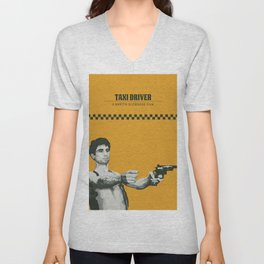 taxi driver, you talkin' to me? Unisex V-Neck