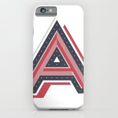 The Letter A Slim Case iPhone 6s