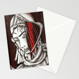 The end of Noldolante Stationery Cards