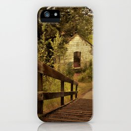 The Lamp House iPhone Case
