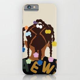Black Girl Magic No. 2 iPhone Case