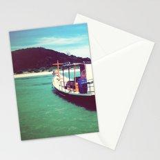 Longboat, Thailand Stationery Cards