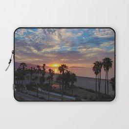 Big Blue Sunrise in Santa Barbara Laptop Sleeve