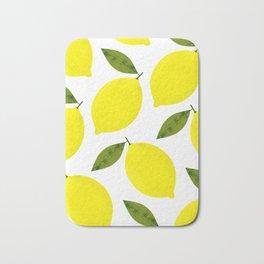 When Life Gives You Lemons Bath Mat