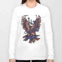 russia Long Sleeve T-shirts featuring Russia by Ivan Belikov
