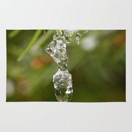 Ice drop Rug