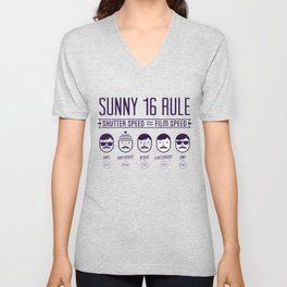 Sunny 16 - 2012 edition Unisex V-Neck