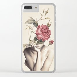 Bloom 3 Clear iPhone Case