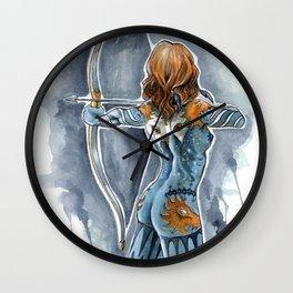 Be the arrow Wall Clock