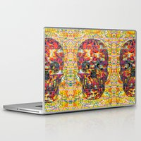 ashton irwin Laptop & iPad Skins featuring Ticket to Ride (1R) by Wayne Edson Bryan