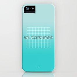 KYUNGSOO 2 iPhone Case