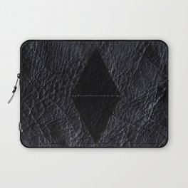 Leather Bound Laptop Sleeve