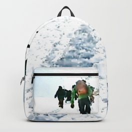Going up Backpack