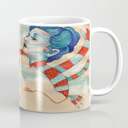 Bearded Bird Coffee Mug