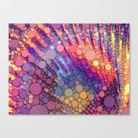 bubbles Canvas Prints featuring bubbles by Sylvia Cook Photography