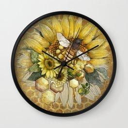 Wildhoney Wall Clock