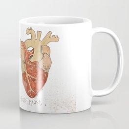 My Heart Likes Your Heart Coffee Mug
