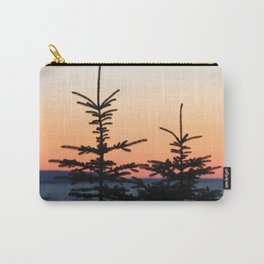 Sunset on Shore Lane Carry-All Pouch
