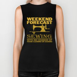 WEEKEND FORECAST SEWING Biker Tank