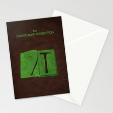 The Shawshank Redemption - (Version A) Stationery Cards