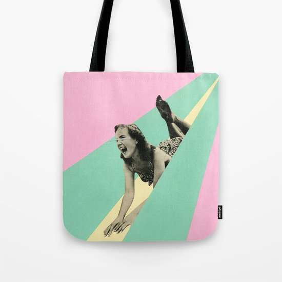 Slide Tote Bag
