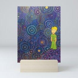 Little Prince Mini Art Print