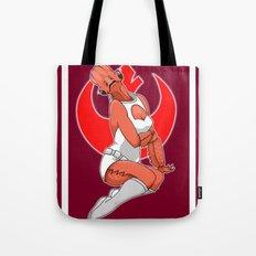 Star Wars Akbar pinup Tote Bag