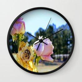 Vividity in Life Wall Clock