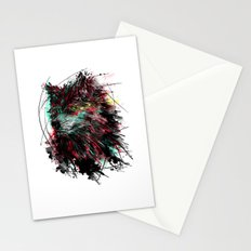 N WOlfie Stationery Cards