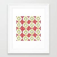 matisse Framed Art Prints featuring Matisse inspired  by ottomanbrim