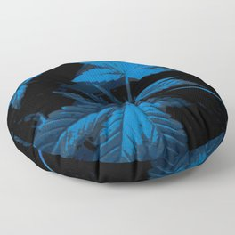 DaPlant - Blue --- #GREENRUSH Floor Pillow